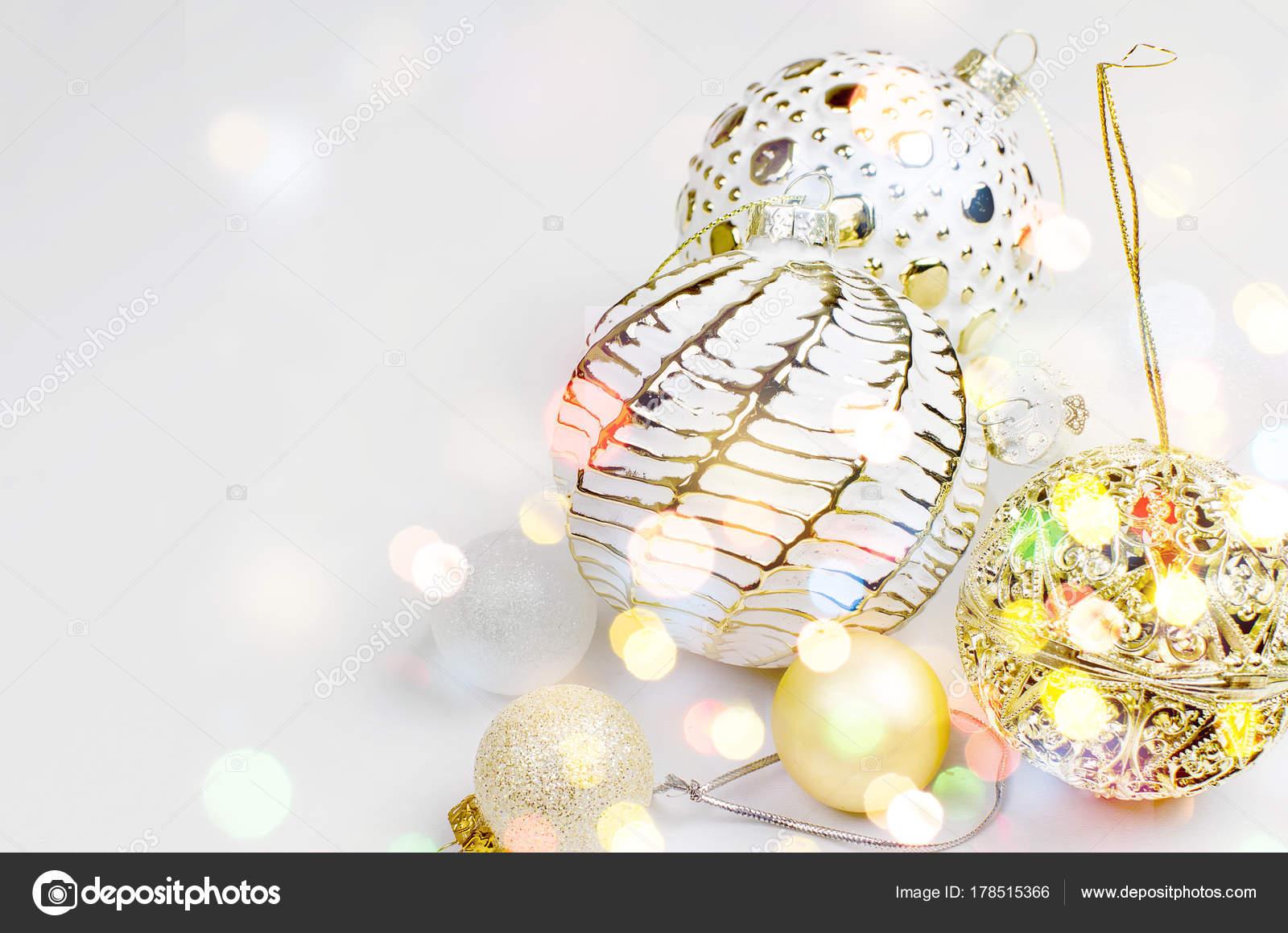 Elegant Christmas Background Images.Elegant Christmas Background With Gold And White Evening