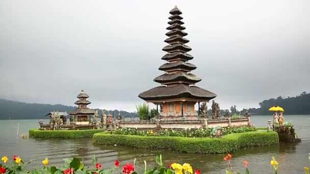 Pura Ulun Danu Bratan Temple Bedugul Mountains Bratan Lake Bali Indonesia