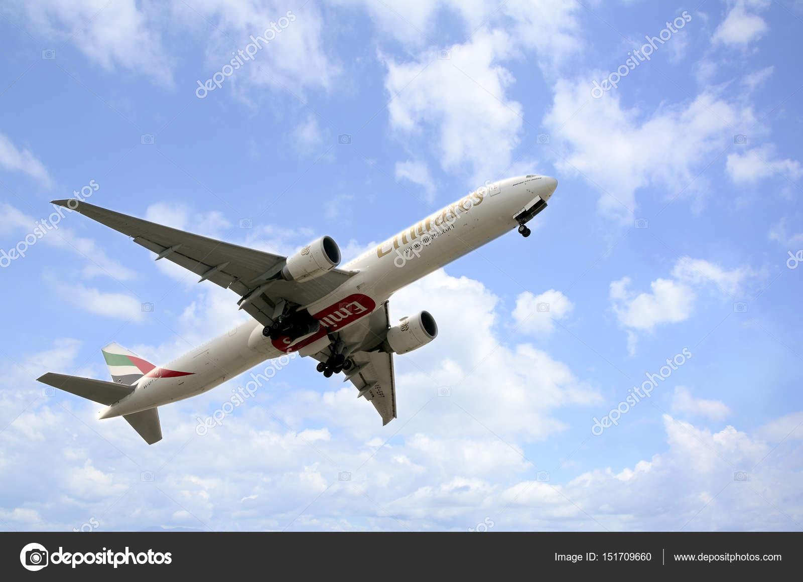 Tayland Havayolları. Resmi web sitesi
