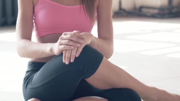 Yoga, muscle stretching exercises