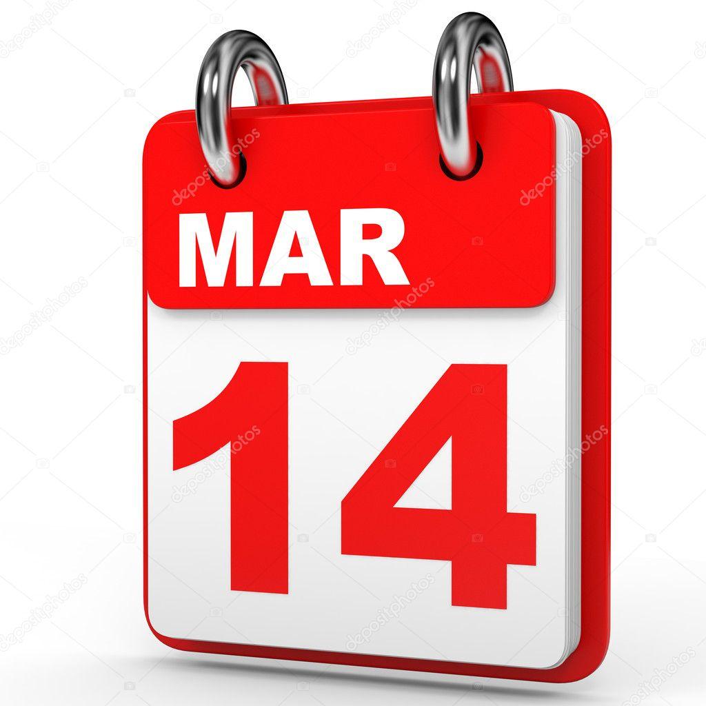 14. März