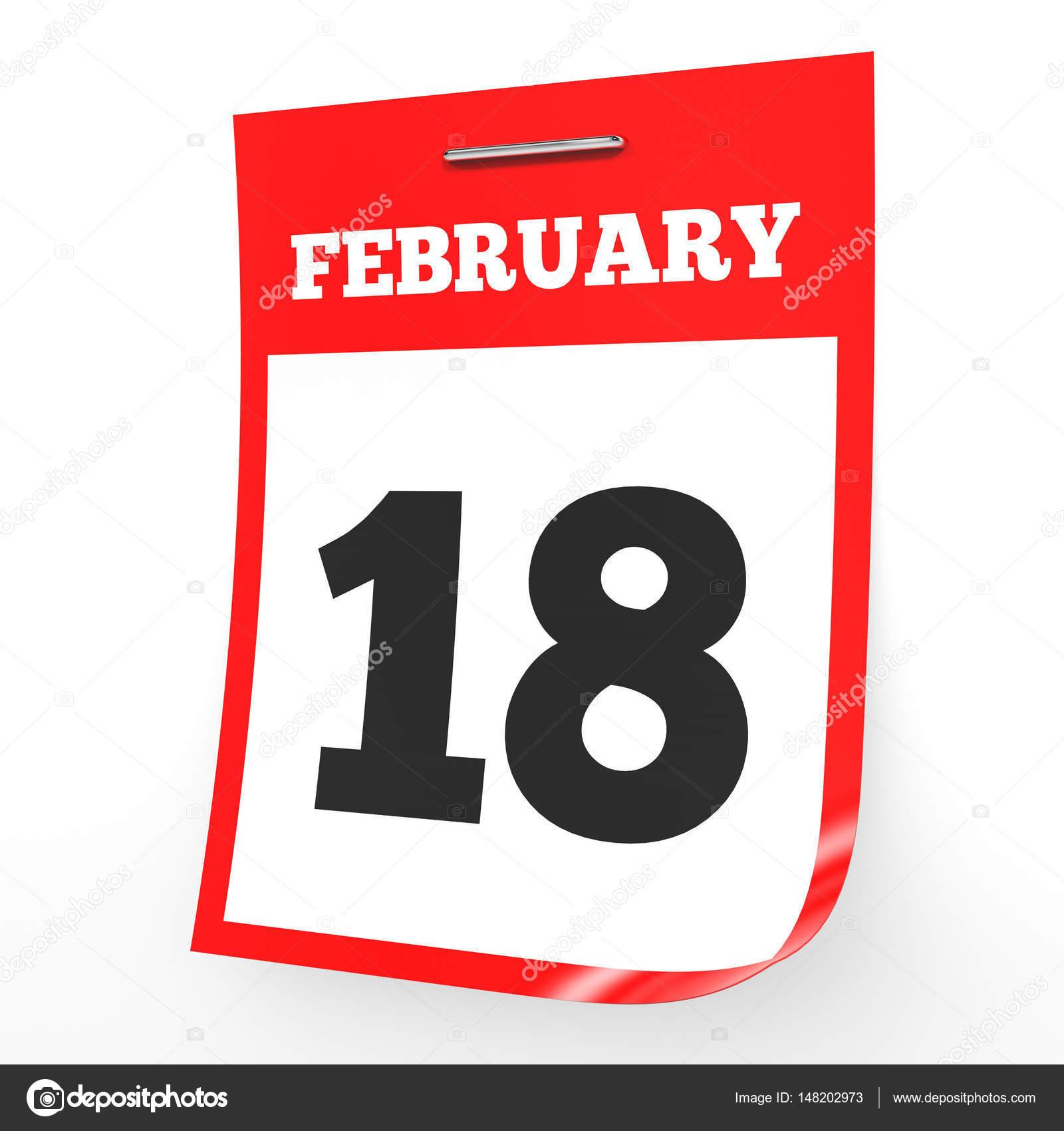 18. Februar