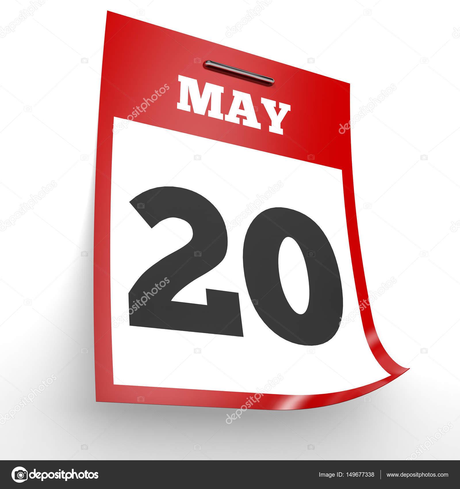 20 Maja