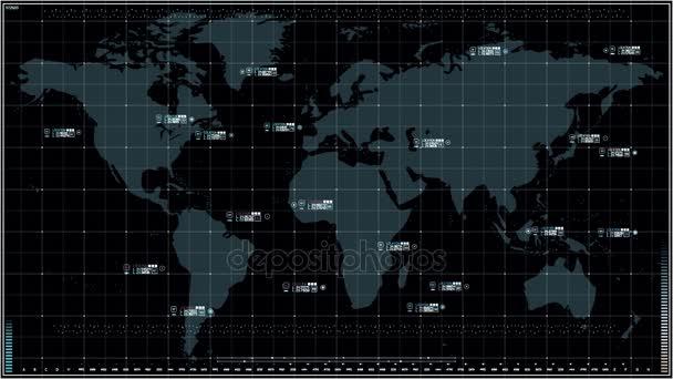 GPS koncepció felület