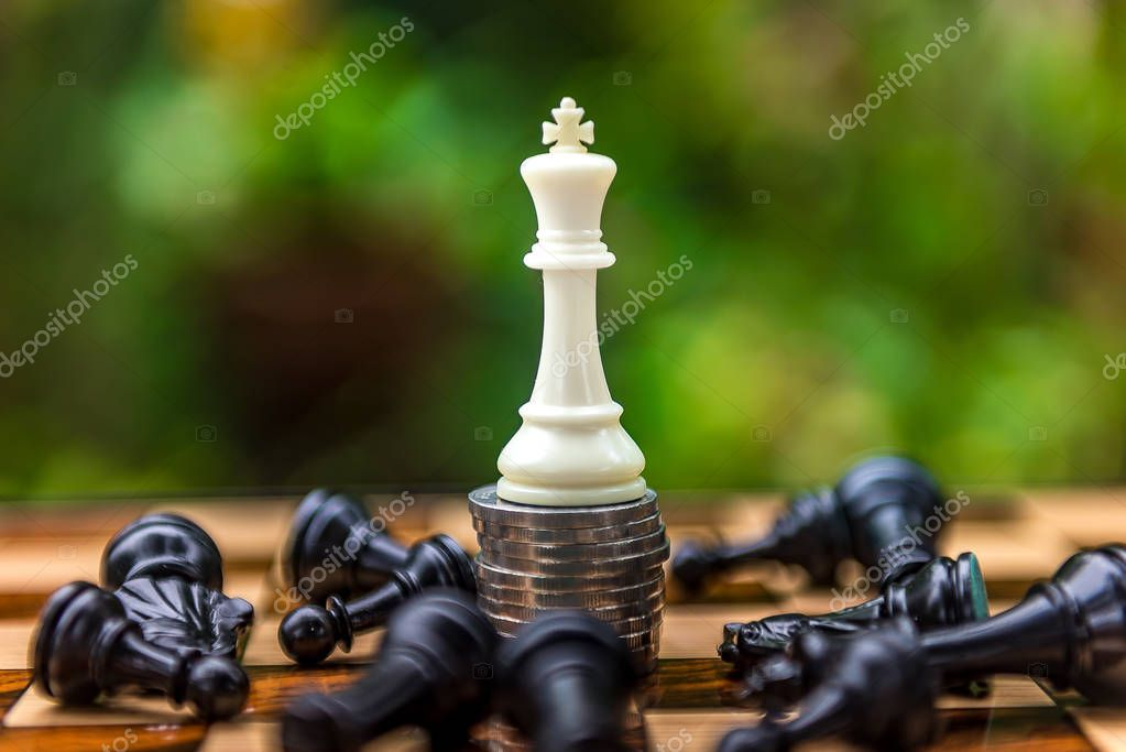 The winner of Chess