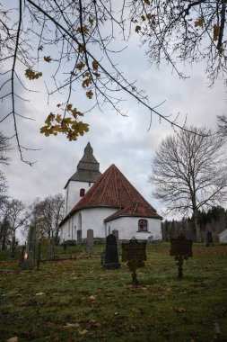 Very old church in Sweden.