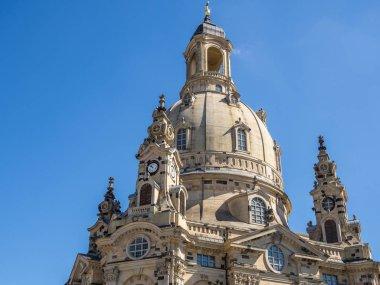 Frauenkirche in Dresden Saxony