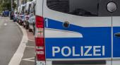 panorama deutsche polizeiwagen