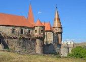 Vecchio forte nei Carpazi, Romania