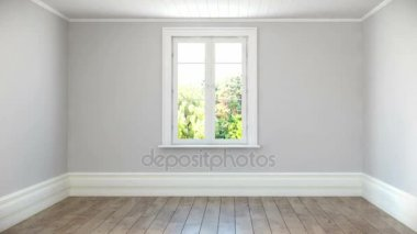 4 k Vid - vizualizace - skandinávský byt - koncepce - smyčka