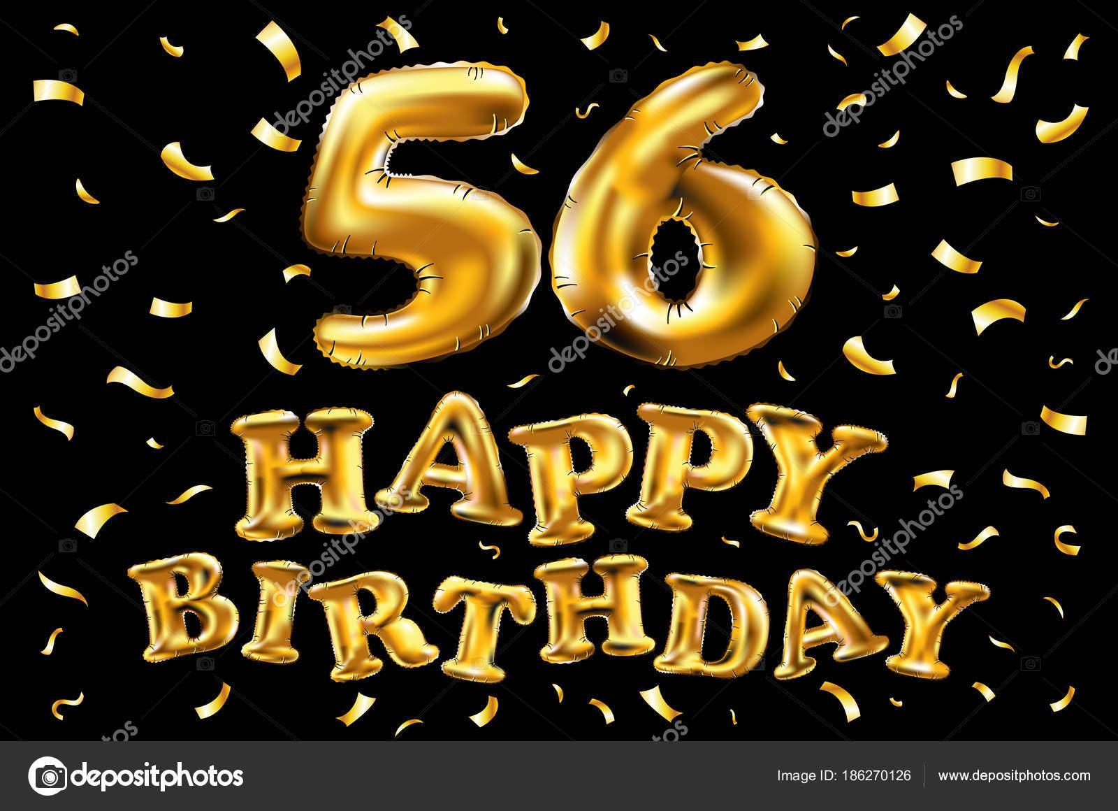 Поздравления с днем рождения 56 лет мужчина
