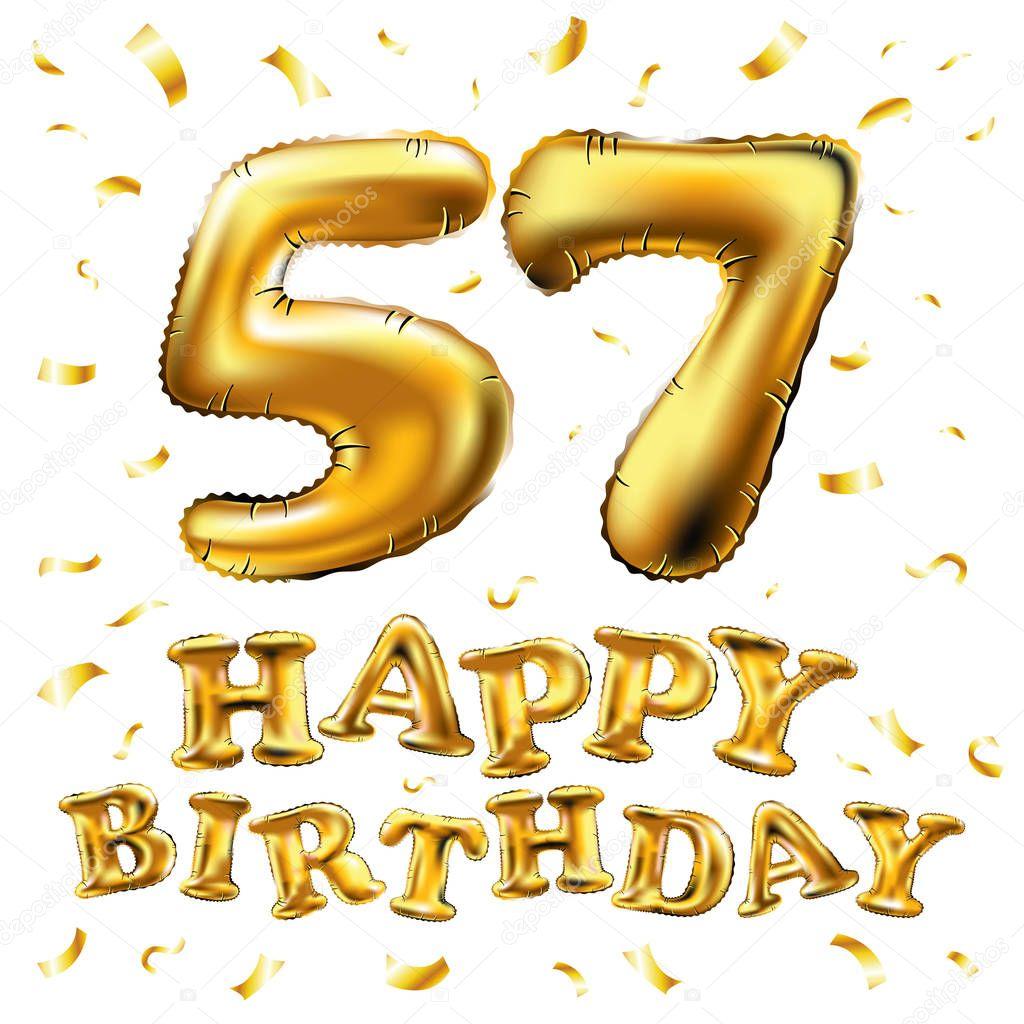 Открытки с днем рождения на 57 лет, доброй пятницей прикольные