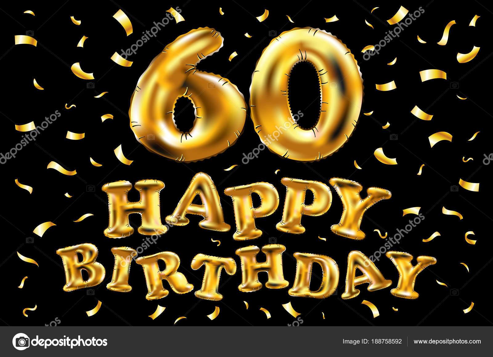 Geburtstag 60 jahre bilder