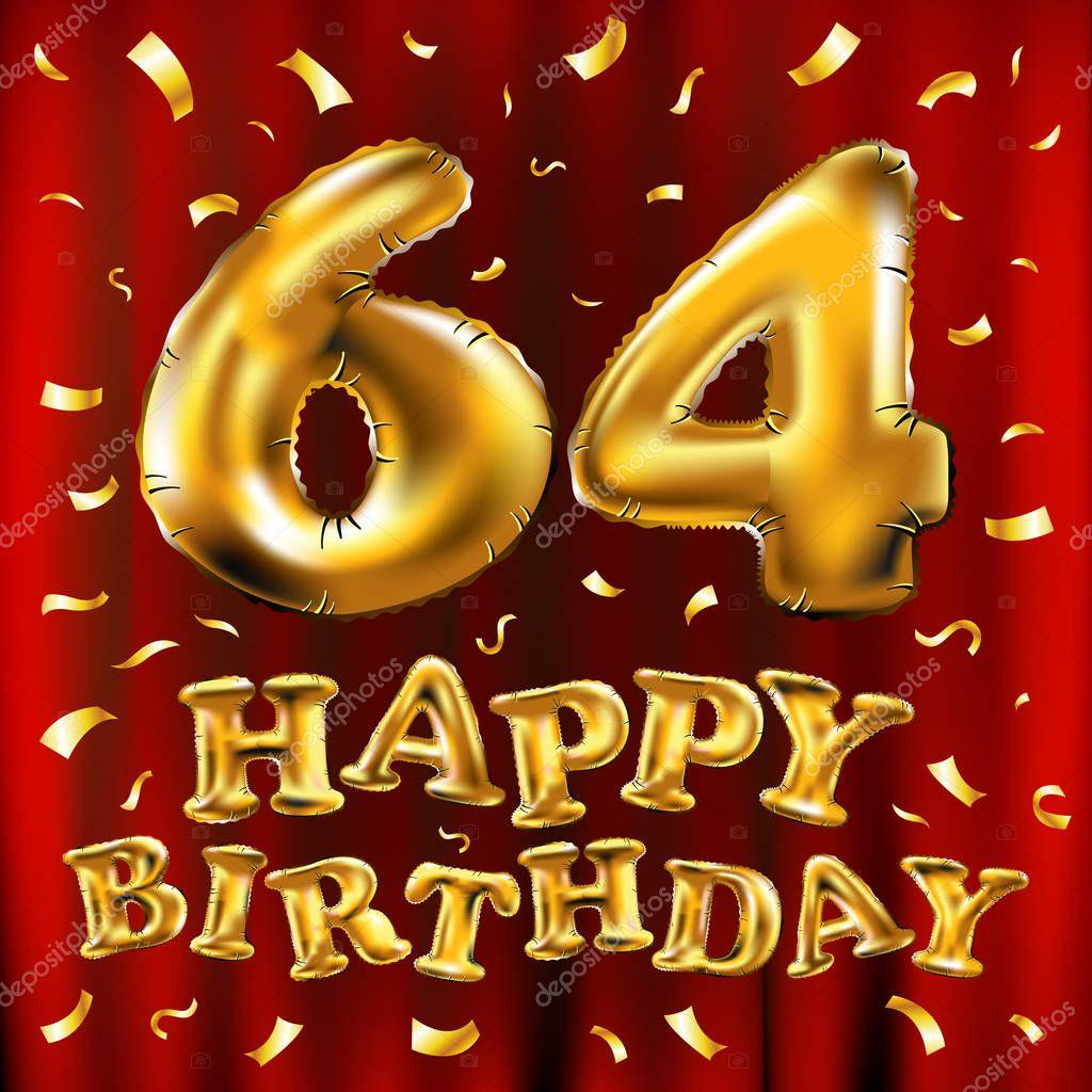 Марта, картинки с днем рождения 64 года