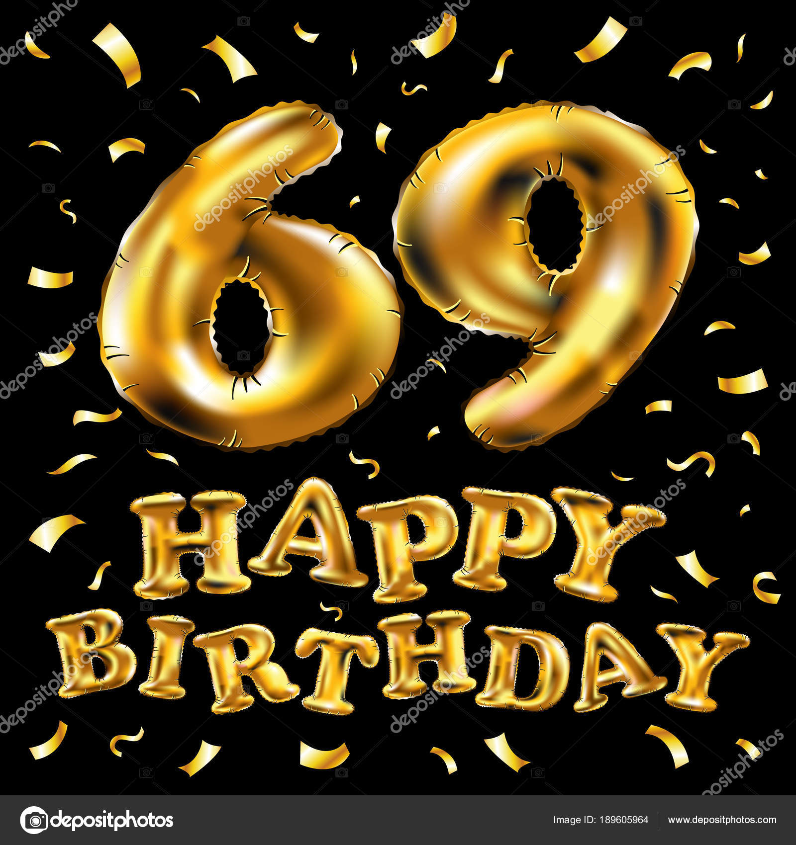 Поздравление с днем рождения 69 лет мужчине