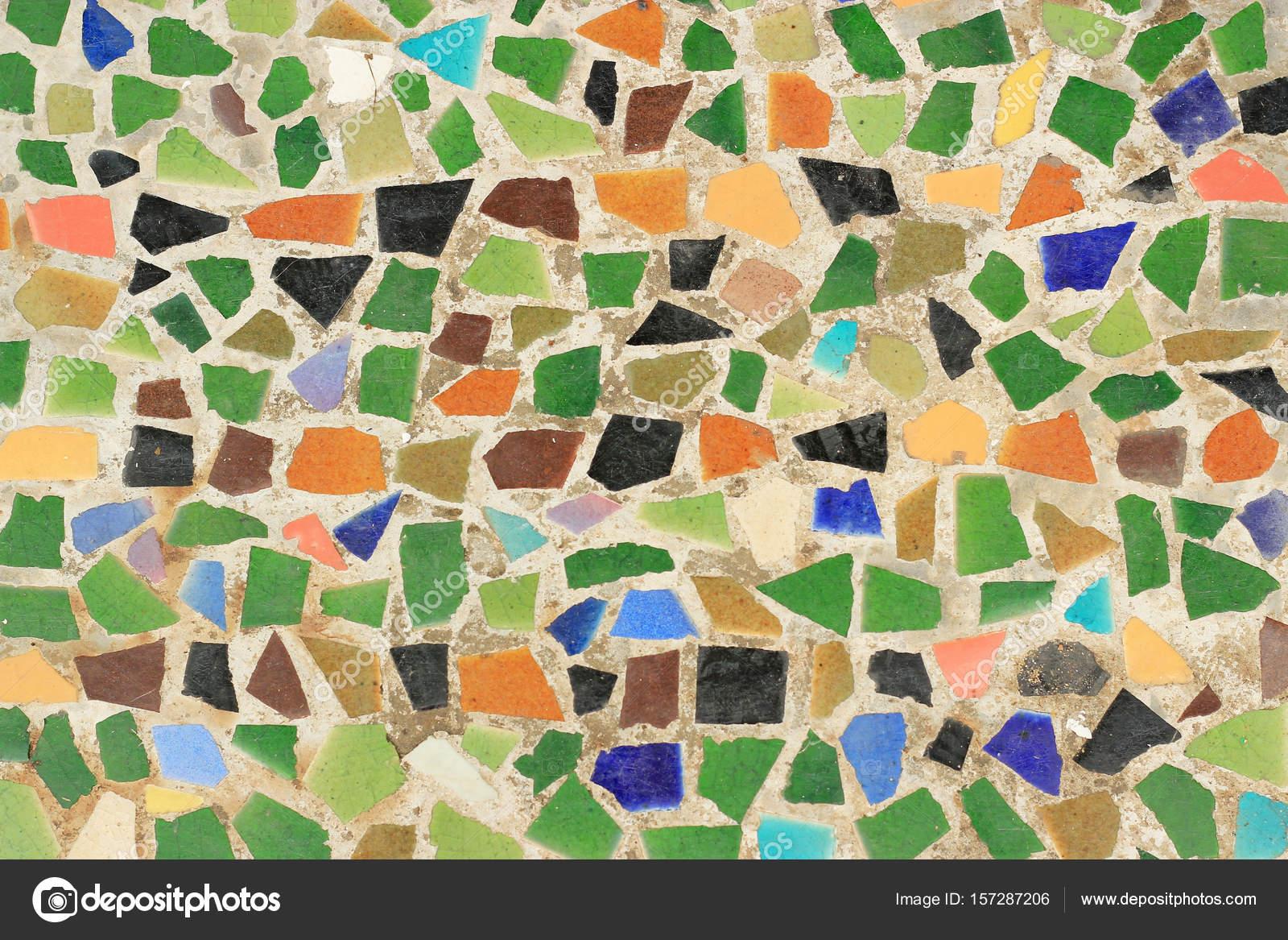 Pared De Mosaico Decorativo Fotos De Stock Gap 157287206