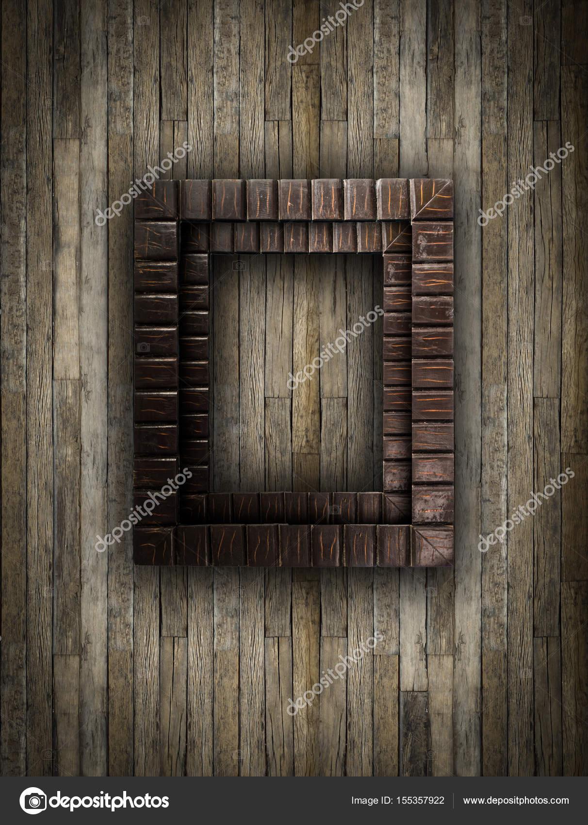 Old Wooden Frame Stock Photo C Thawornnulove 155357922