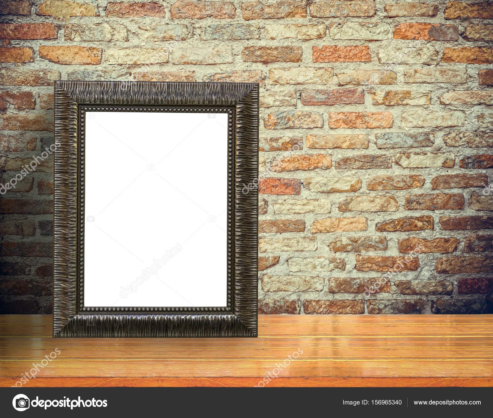 alte bilderrahmen — Stockfoto © thawornnulove #156965340