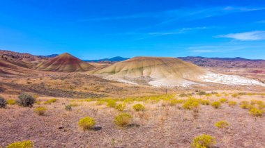 Beautiful Image of Painted Hills National Monument in Oregon, US