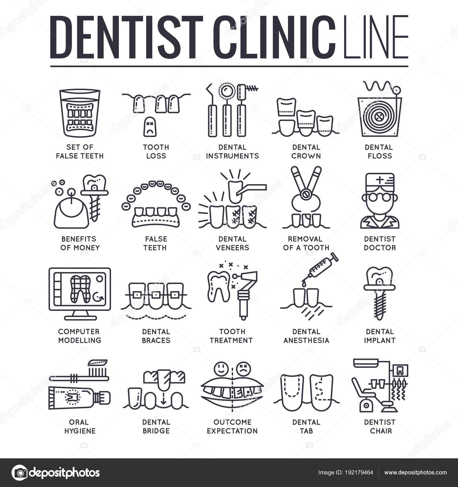 Diş akısı. İşaretler. tedavi