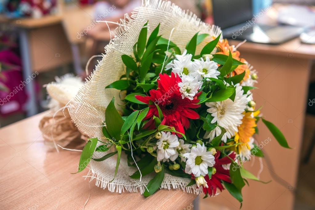 Bouquet Di Fiori.Bouquet Of Flowers Stock Photo C Armastus 125179048