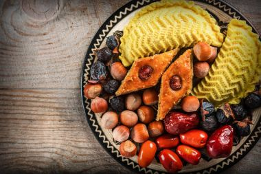 Eastern sweets to Novruz holiday