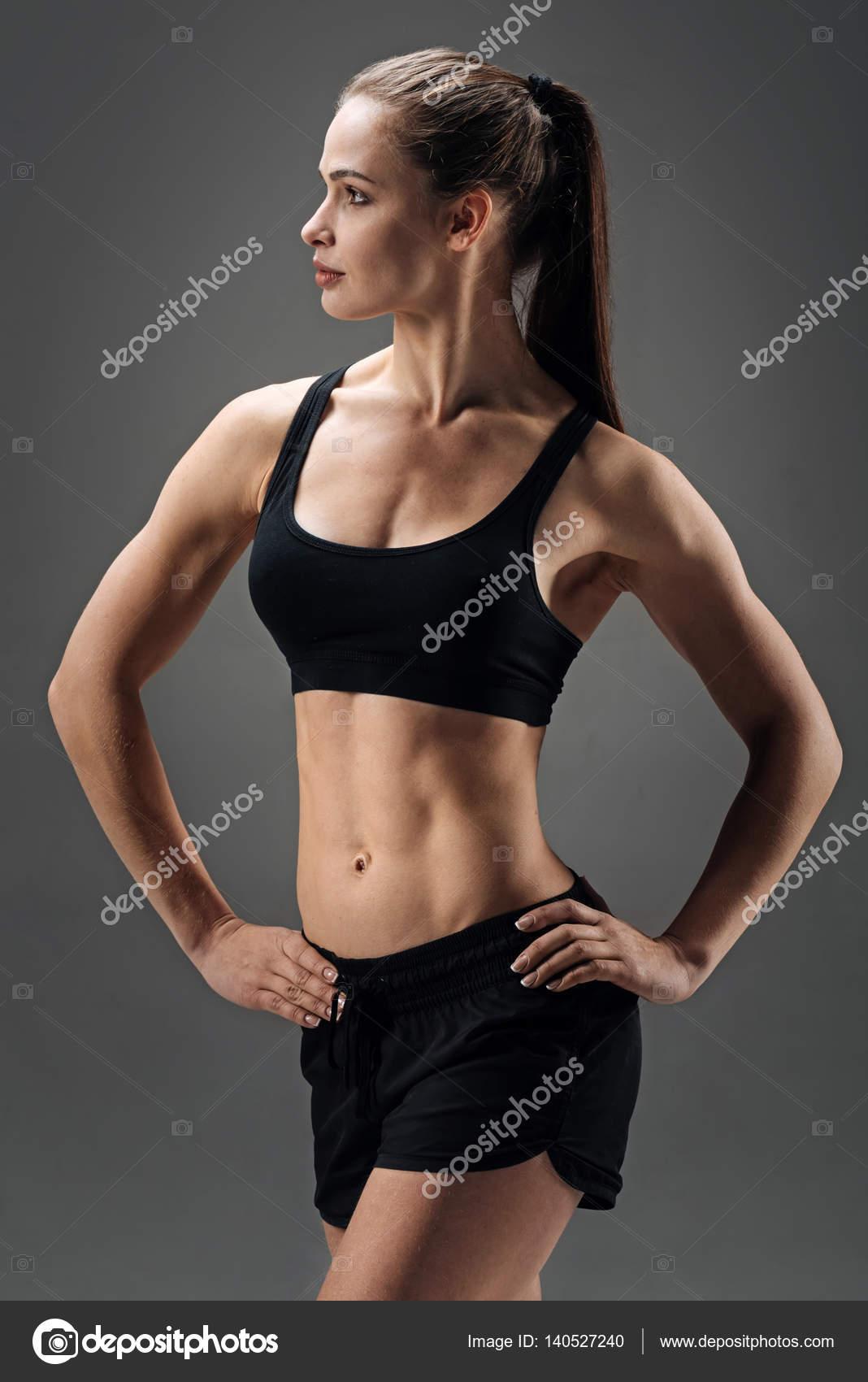 Muskel Mädchen Bilder