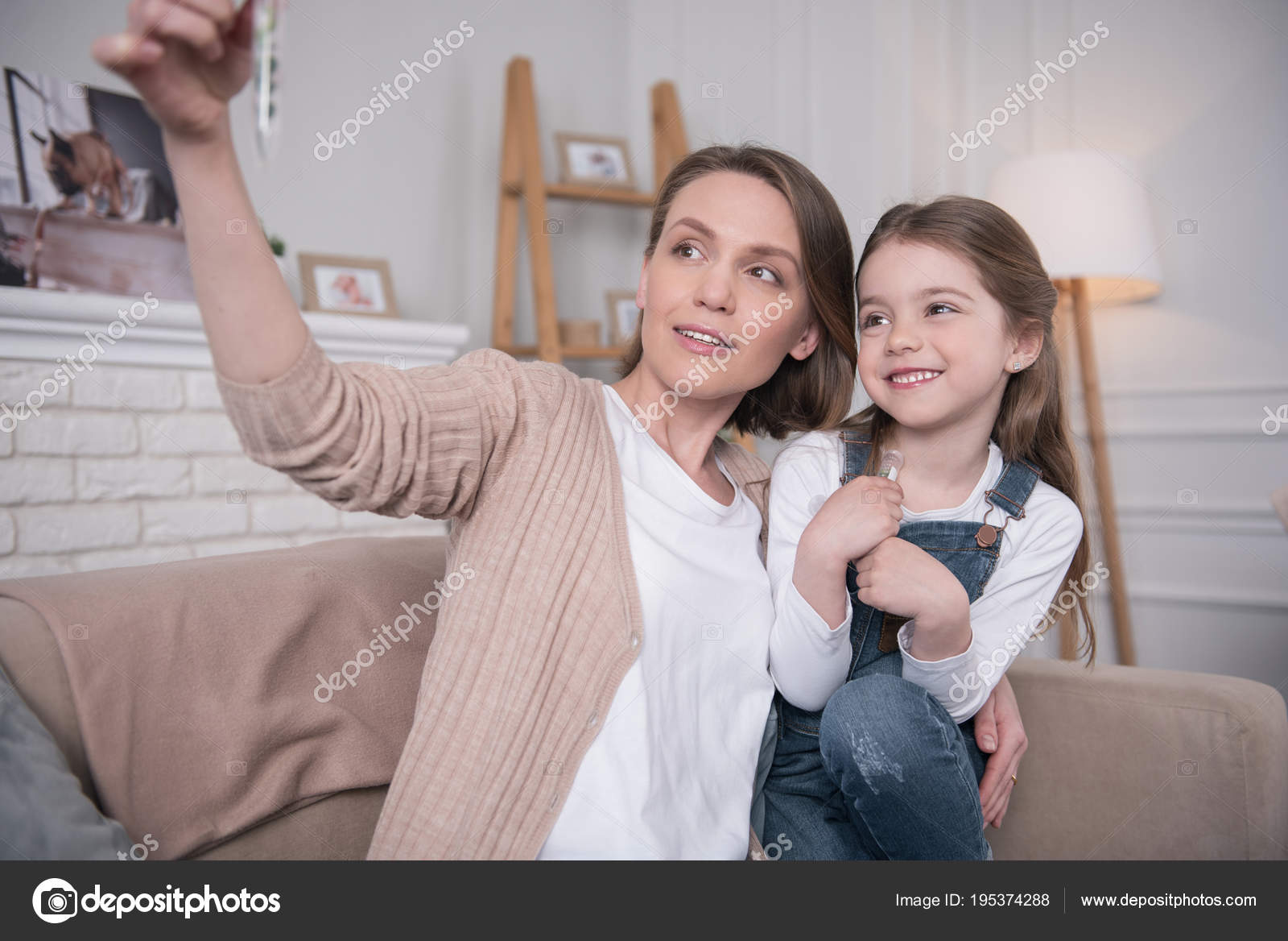 Mother And Daughter Tubes