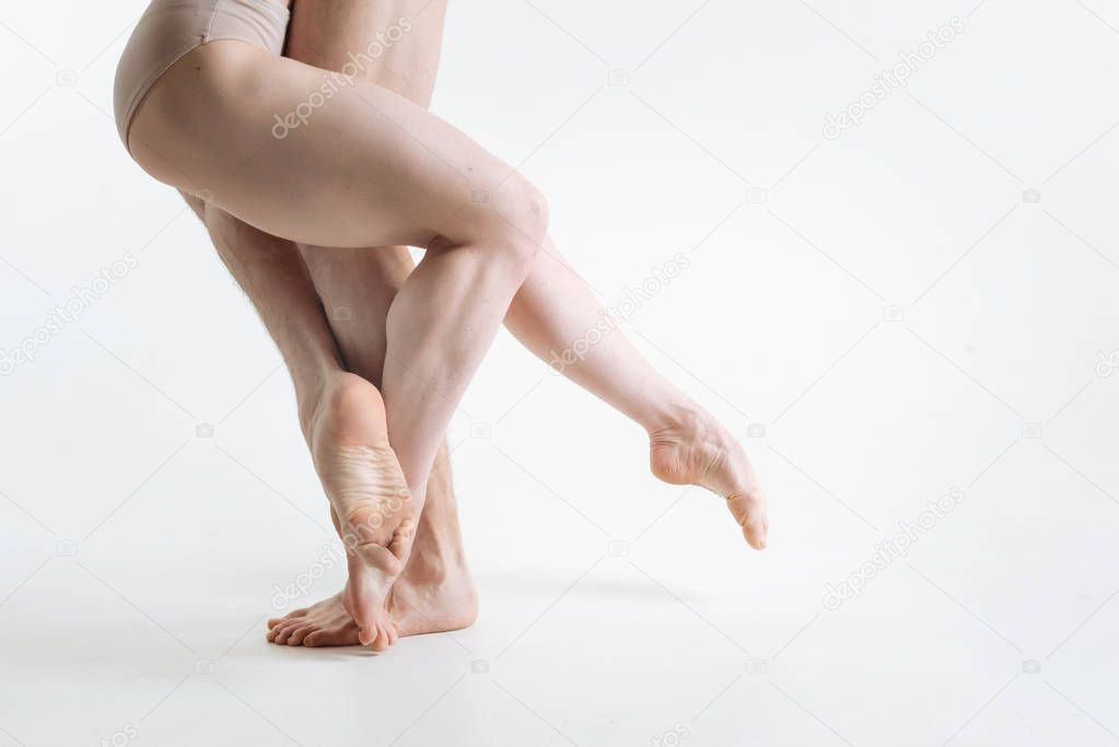 Flexible Dancer High-Res Stock Photo - Getty Images