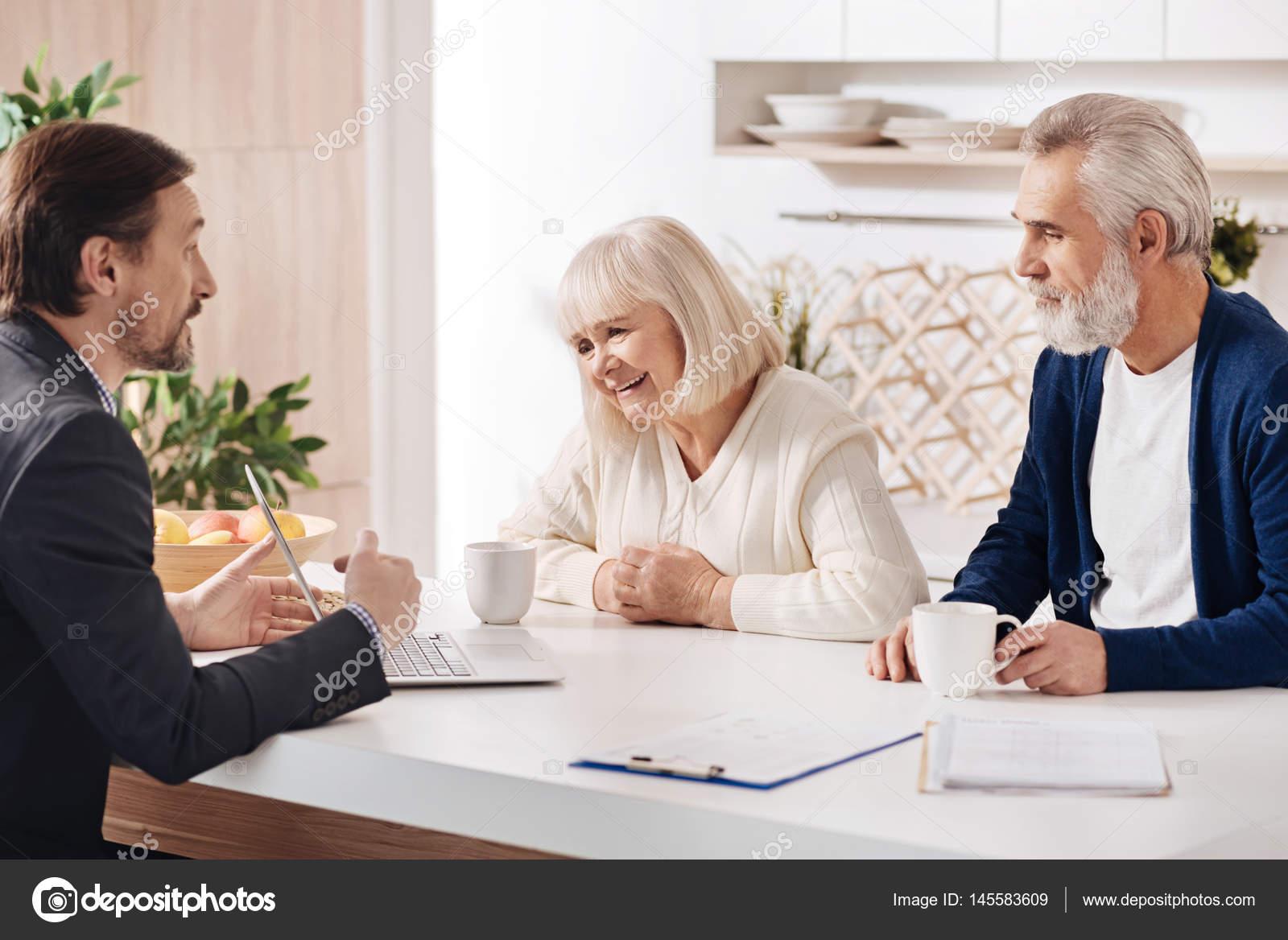 services de rencontres pour personnes âgées