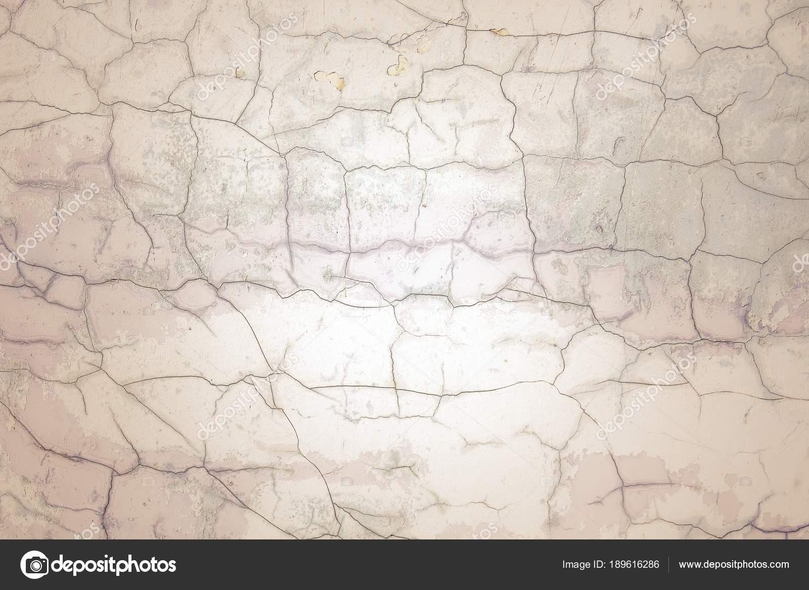 Verwitterte Textur Der Wand Beige Und Braun Farben Gebrochen U2014 Stockfoto