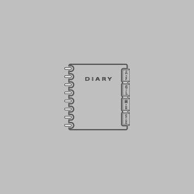 notebook computer symbol
