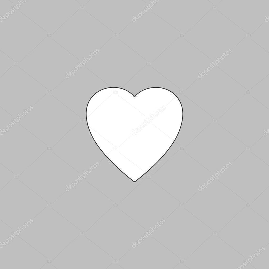Heart computer symbol stock vector burntime555 126556588 heart computer symbol stock vector buycottarizona Choice Image