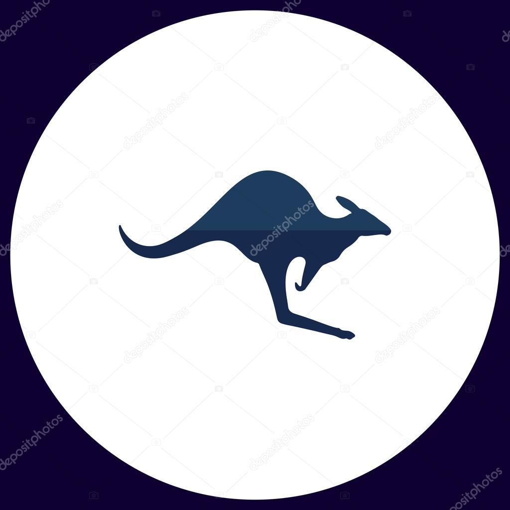 Kangaroo computer symbol