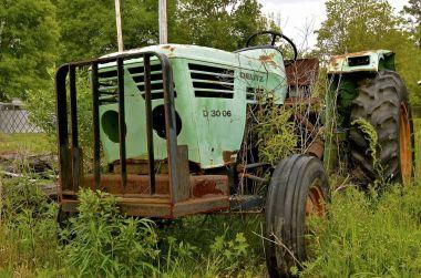 Old Deutz 3006 tractor