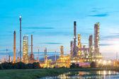 Oil refinery industry