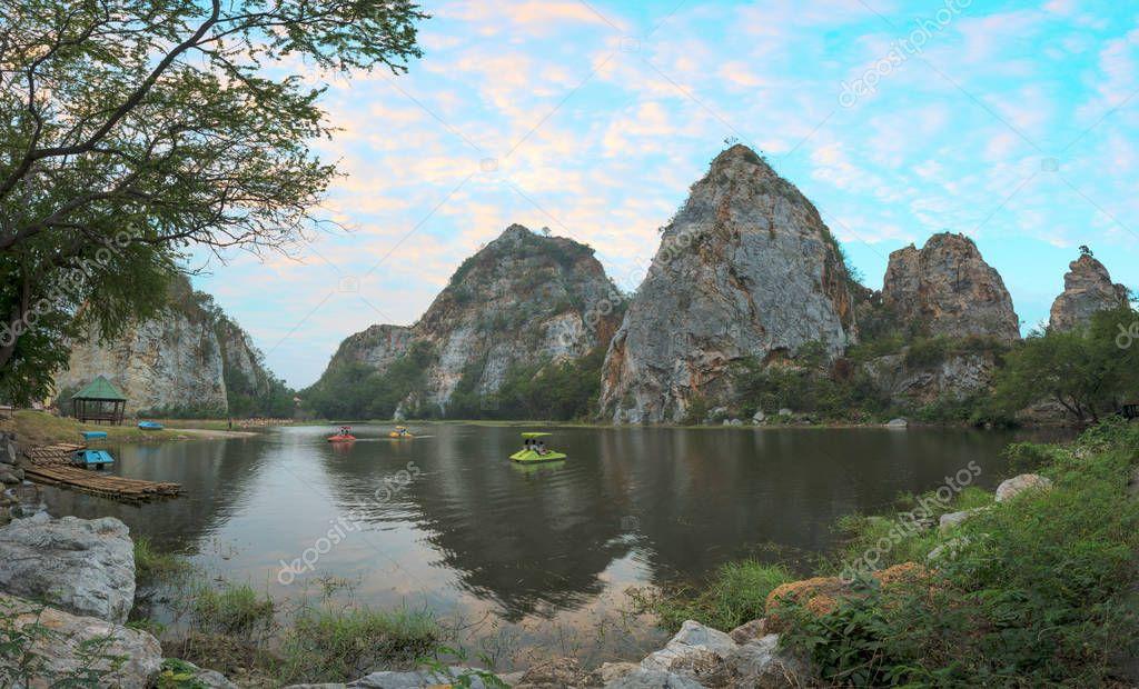 rocky mountain Ratchaburi Province