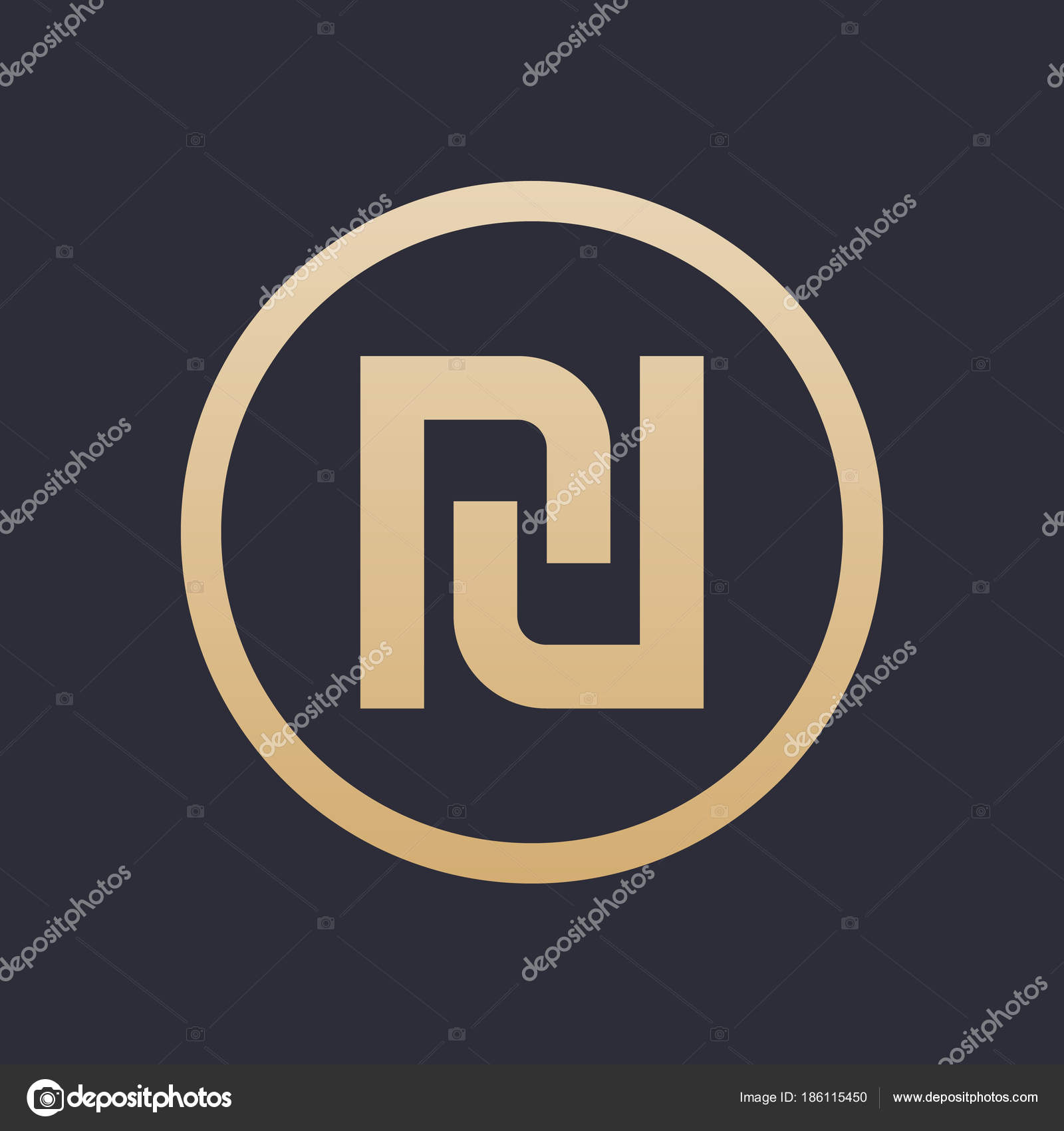 Shekel Israeli Money Symbol Stock Vector Nexusby 186115450