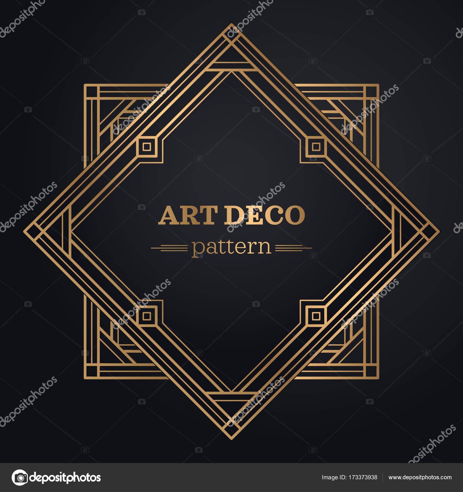 gatsby art d co bakgrund stock vektor vikasnezh 173373938. Black Bedroom Furniture Sets. Home Design Ideas