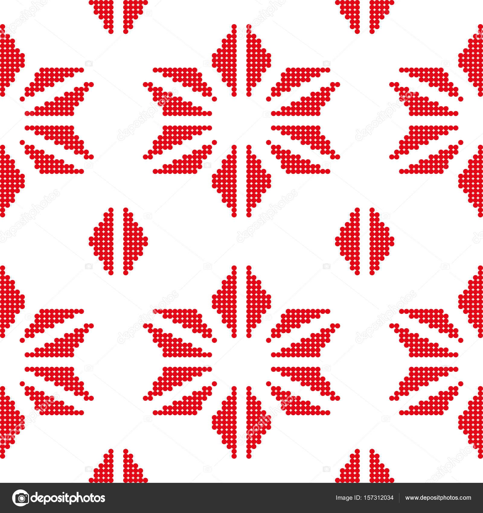 Medio tono colorido retro de patrones sin fisuras geometría estrella ...