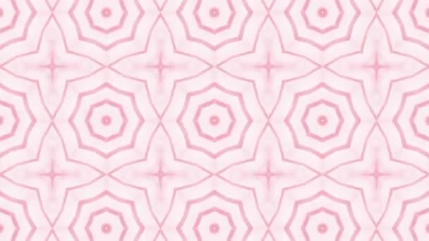 Kaleidoszkóp varrat nélküli hurok sorozat mandala minták absztrakt tarka jelet ad grafikus háttér. Ideális a jóga, klubok, azt mutatja