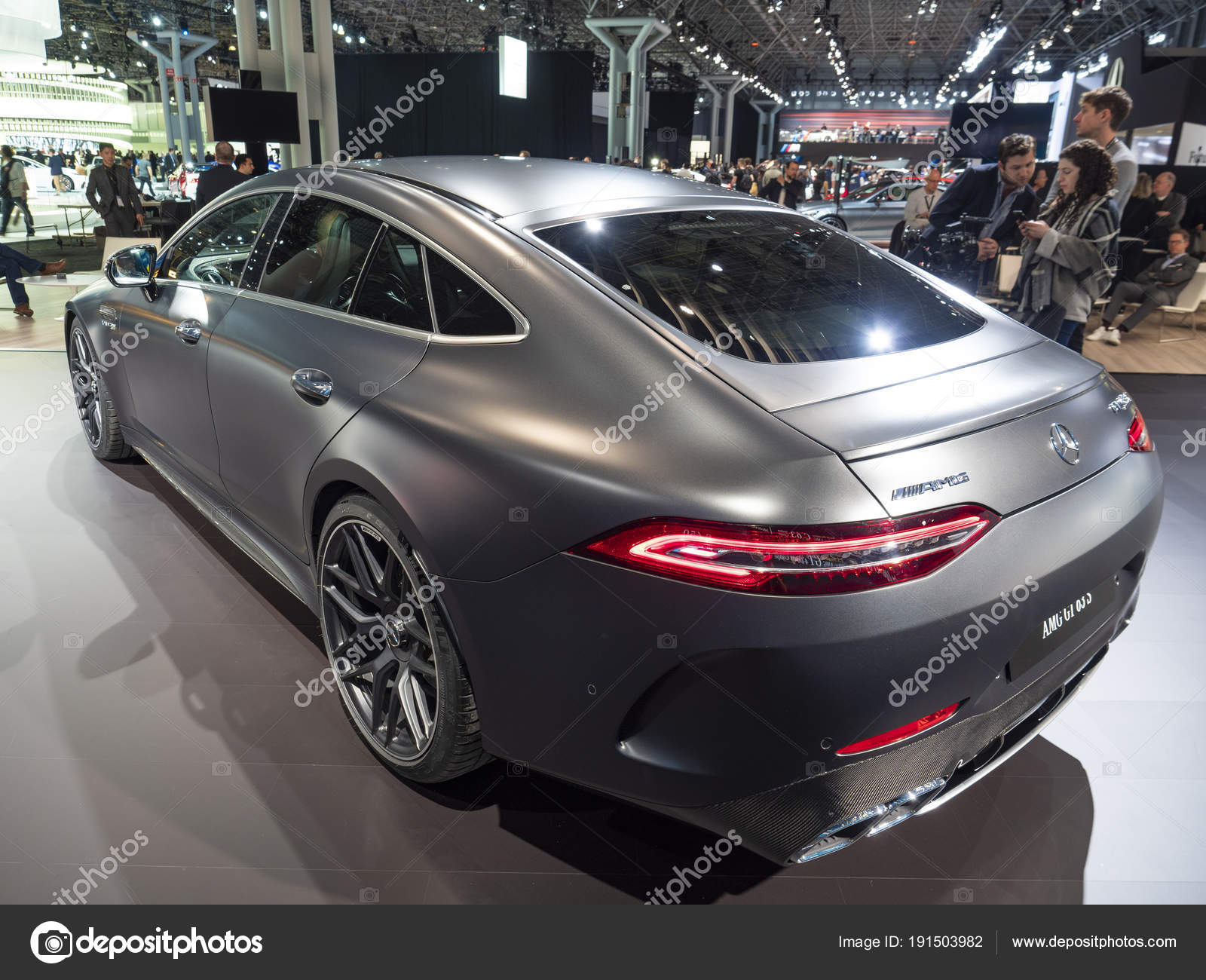 mercedes amg gt 63 s au 2018 new york international auto show photo ditoriale edaldridge. Black Bedroom Furniture Sets. Home Design Ideas
