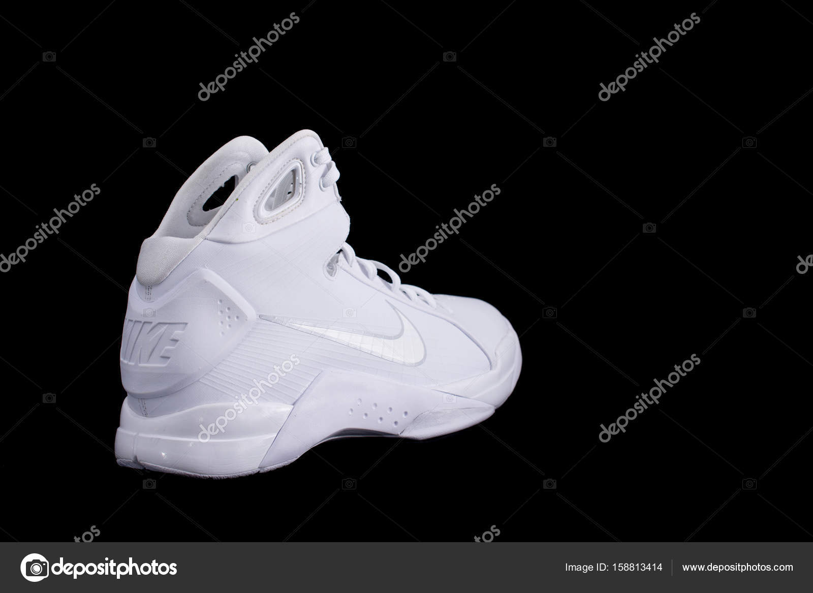 High Basketball Top Schuhe Weiße Nike Hyperdunk Sneakers xBTwZnEn