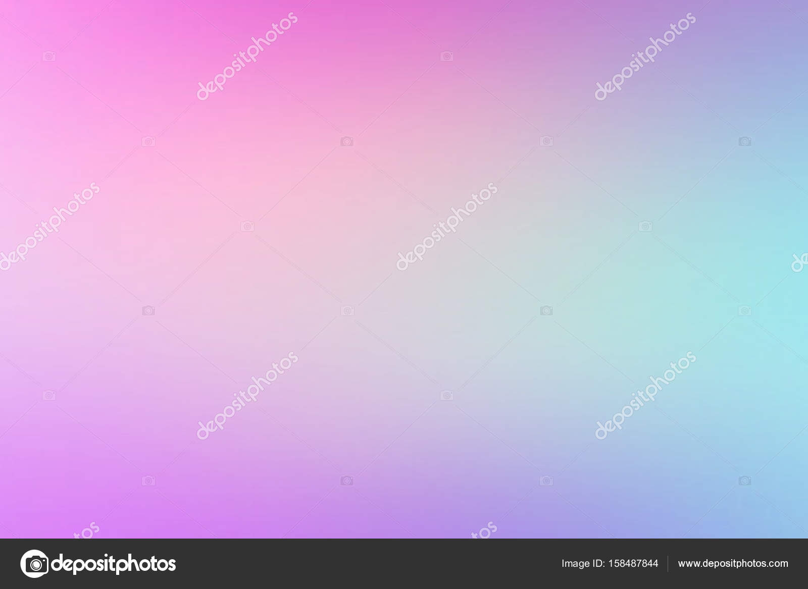 Sfondo Sfumato Rosa Viola Pastello Semplice Per Disegno Estate