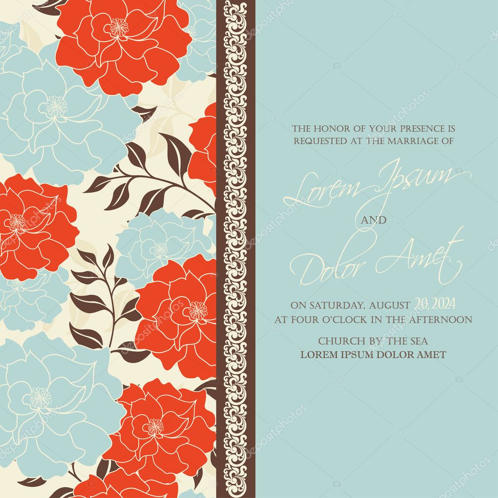 Amazing Printing Wedding Invitations At Kinkos Gallery - Invitations ...
