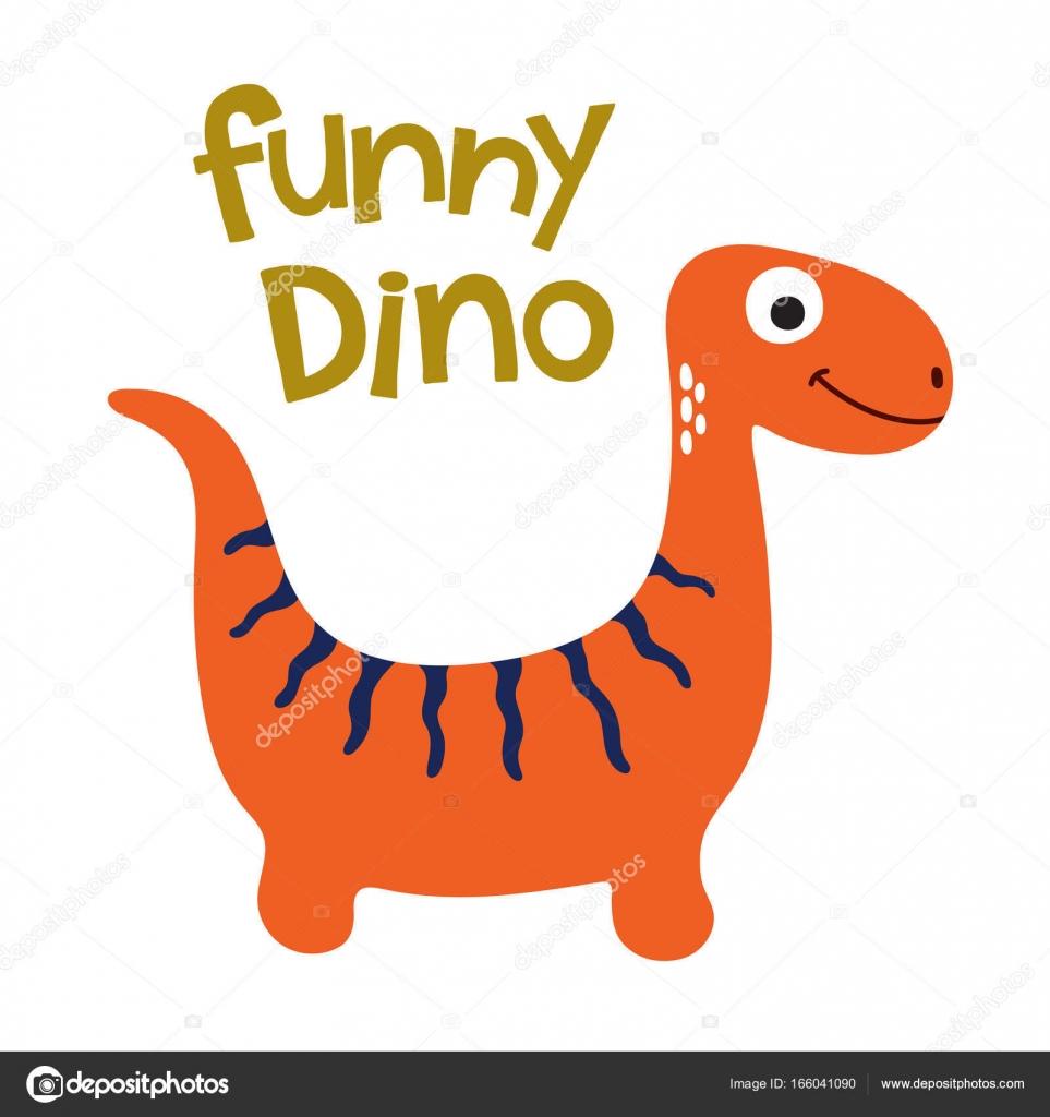 かわいい恐竜のイラスト ストックベクター Arnica83 166041090