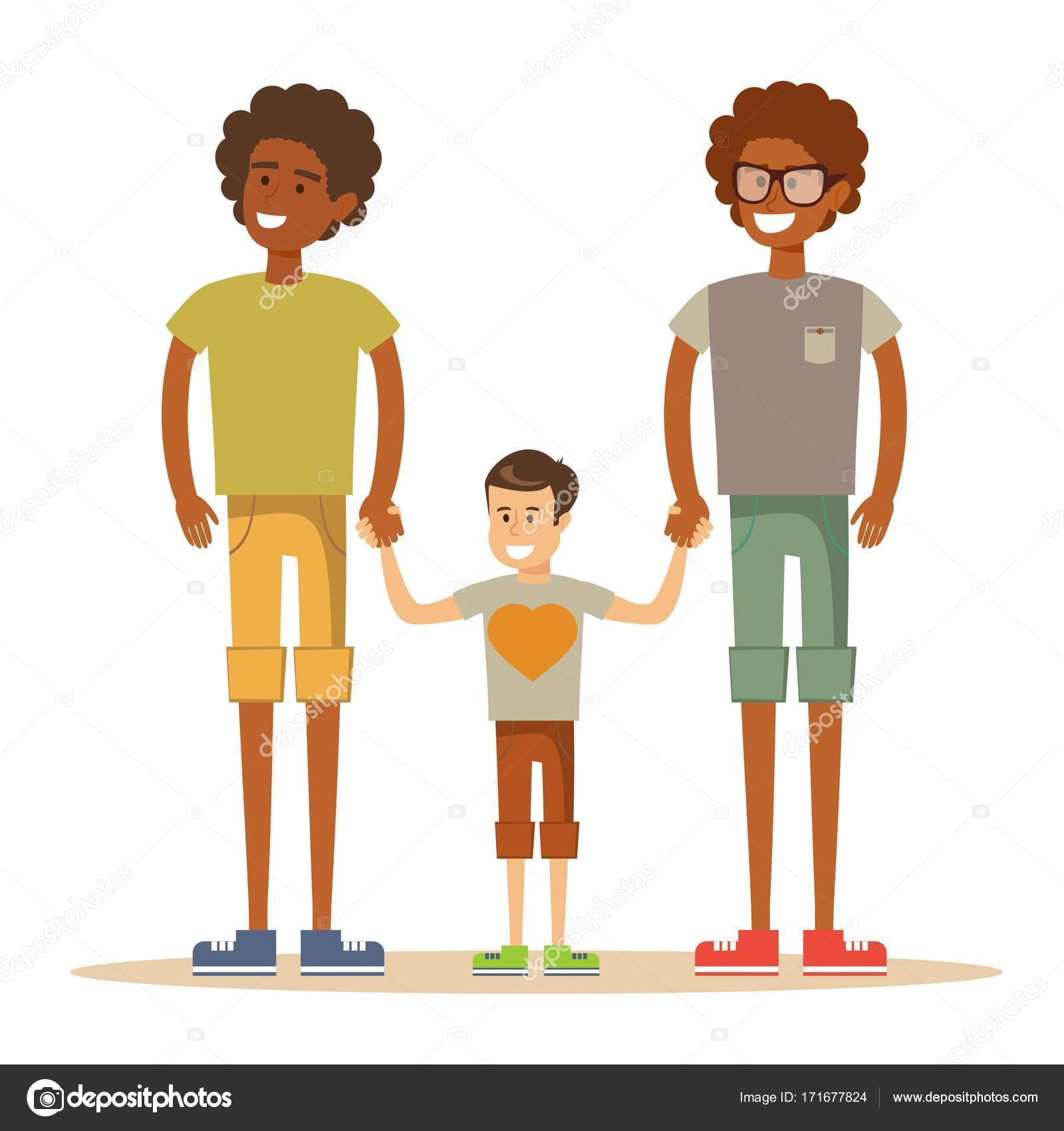 černé gay dospívající chlapci