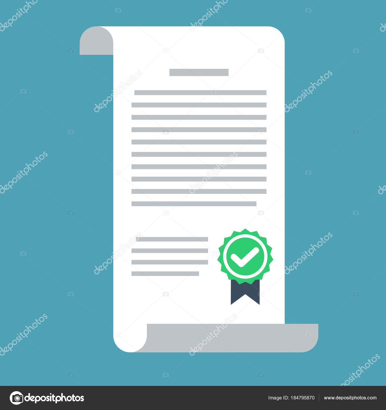 contract vector icon in a flat style isolated on a colored