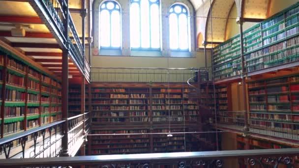 Staré muzeum knihovna