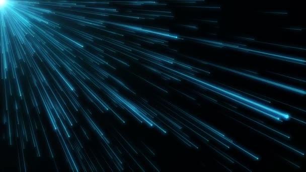 vlákno sítě tituly technologie věda abstraktní pozadí smyčka